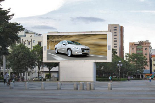 Led display led screen led billboards led signs led panel for Ecran publicitaire led exterieur